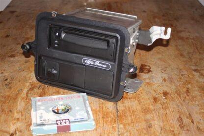 Alfa 166 CD-wisselaar NAV station gebruikt