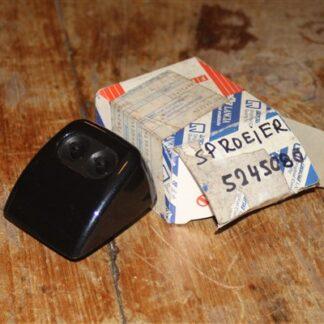 Lancia Kappa Koplampsproeier zwart metallic 715245030 (2)