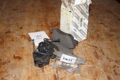 Lancia Thesis remblokkenset voorzijde 77362272