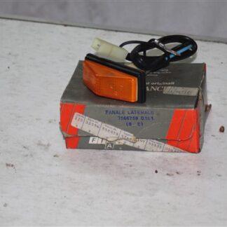 FIAT UNO - DUNA - ELBA - MILLE - FIORINO ORIGINALE FANALE LATERALE Knipperlicht voor meerdere modellen geschikt 7566759