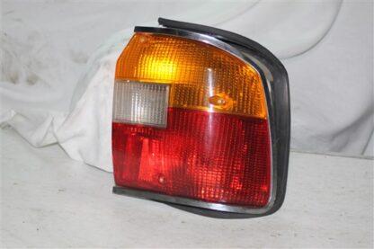 Lancia Beta HPE achterlicht unit compleet 82355527 chromen rand (1)