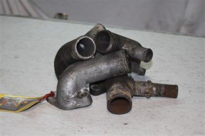 Lancia Thema Fiat Croma koelwater buis van waterpomp naar achteren (8v motoren)