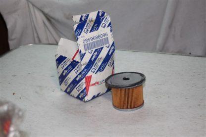 Fiat Lancia dieselfilter 9609896480