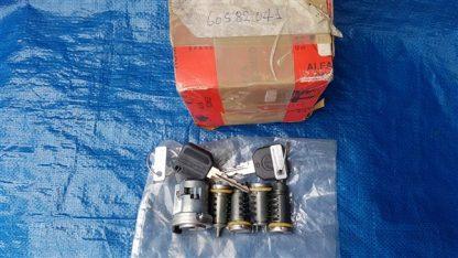 Alfa 145146 Door Lock Set with Keys 60582041