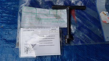 Spannrollenschlüssel Werkzeug für Fiat Alfa Romeo 16V Spannrolle OEM 1860845000