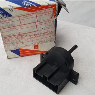 Fiat PUNTO Heater Fan Speed Switch Mk2 1999 - 2006 Genuine 82486392
