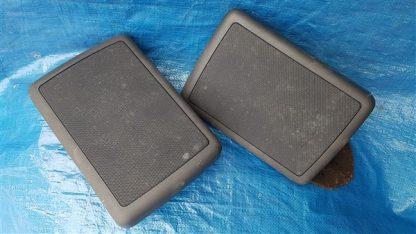 Lancia Thema LX speakerset hoedenplank beschadigd, conus speakers hebben gaten afdekkap intact 1 824869940