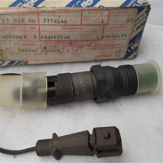 FIAT INIETTORE DIESEL FIAT LANCIA RICAMBIO ORIGINALE MAREA KAPPA 7778146