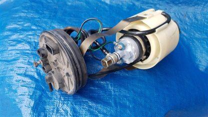 Lancia Thema benzinepomp unit in hele mooie staat, rubber intact, zwaardere motoren 1