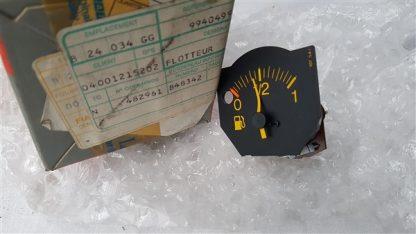 Tankmeter Lancia met verbogen wijzer, nieuw 9940499
