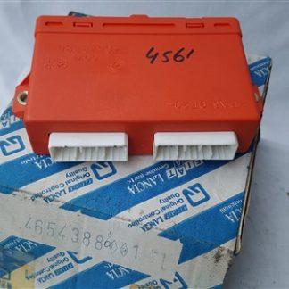 Light module controller for Lancia Lybra 1.8 16V, 131 hp, sedan, 2000 46543880